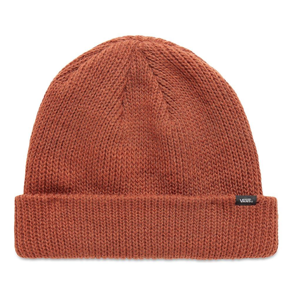 Vans Core Basics Beanie Brown buy and offers on Dressinn cfb0d0aacfd