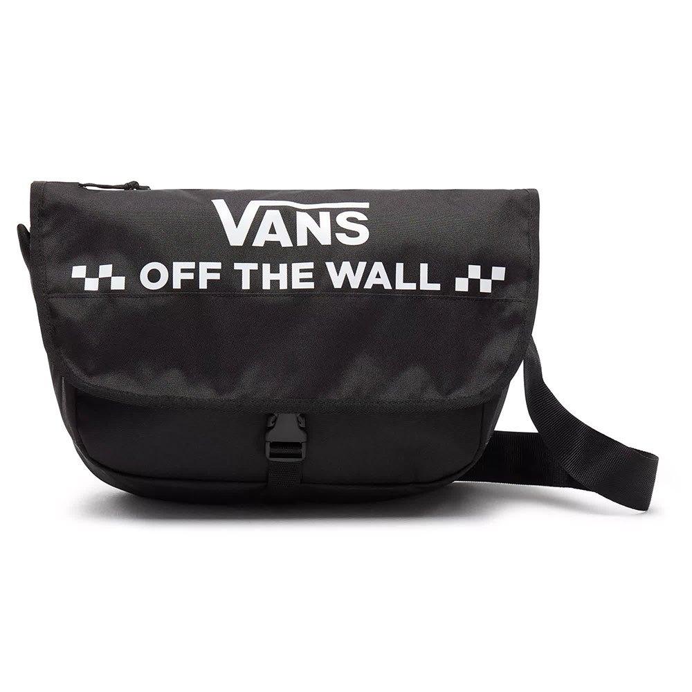 85e0bbd7b9 Vans Courier Messenger Black buy and offers on Dressinn