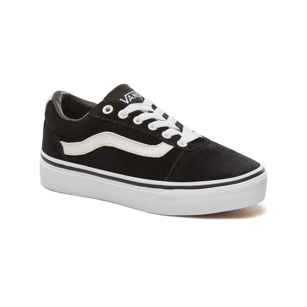 Vans Girl Ward Black buy and offers on Dressinn