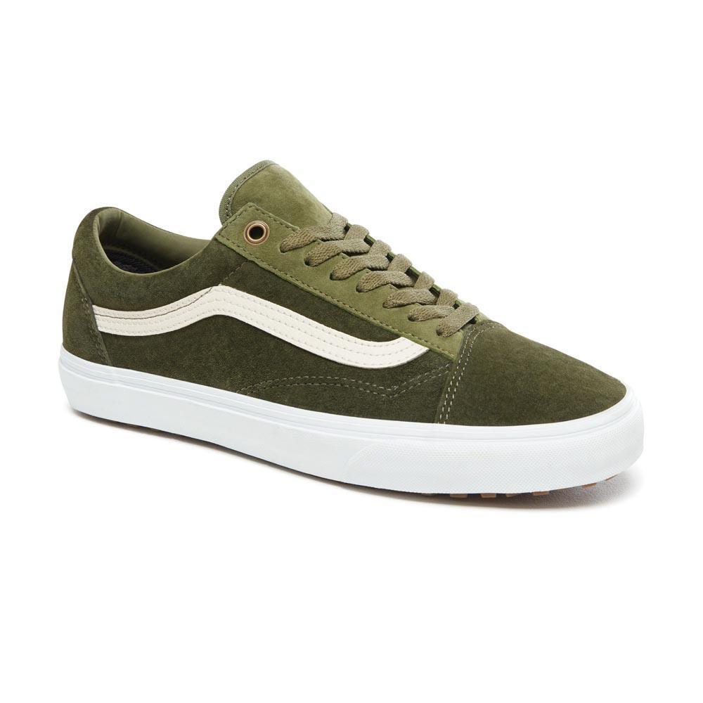 Vans Old Skool MTE Green buy and offers on Dressinn