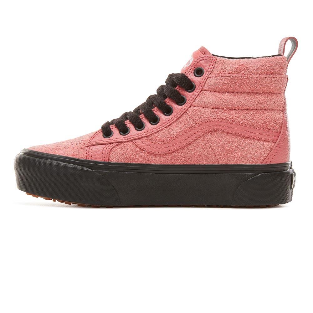 Vans SK8-Hi Platform MTE Pink buy and offers on Dressinn e91999dcf
