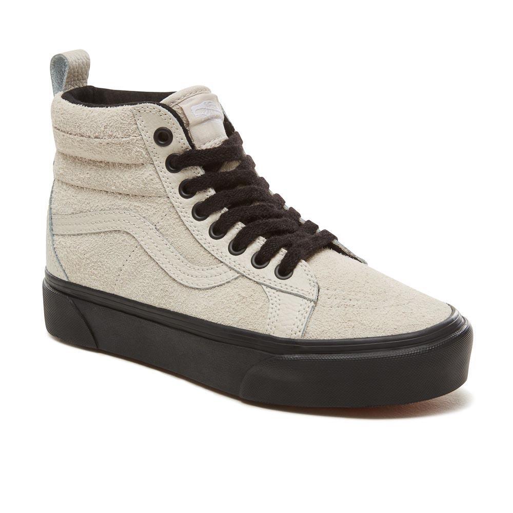 6ba30557aa Vans SK8-Hi Platform MTE White buy and offers on Dressinn
