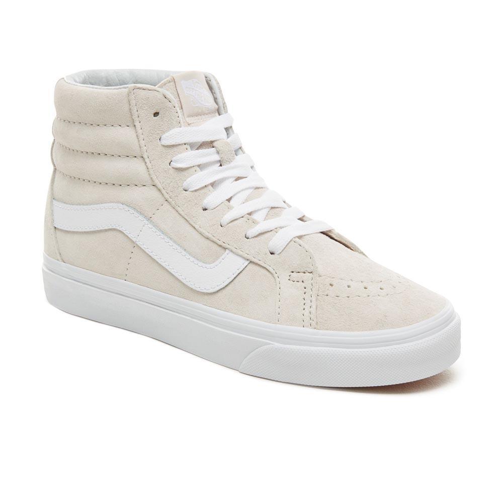 Vans SK8-Hi Reissue White buy and offers on Dressinn
