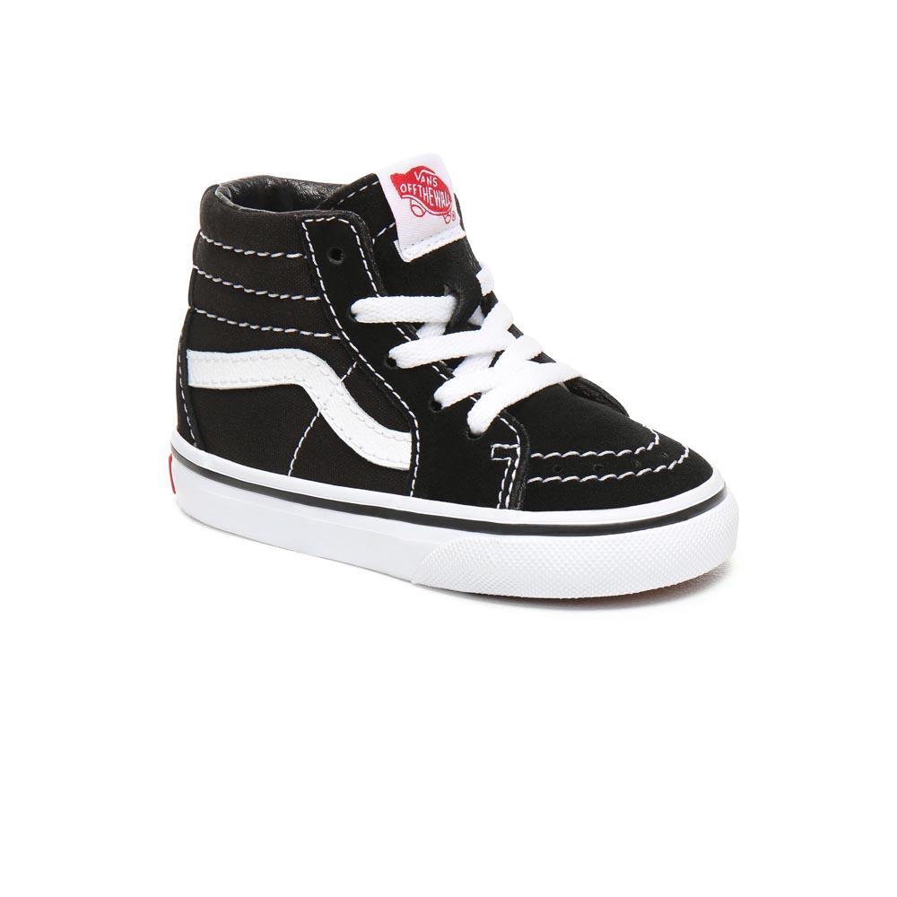 Vans Toddler SK8-Hi Black buy and
