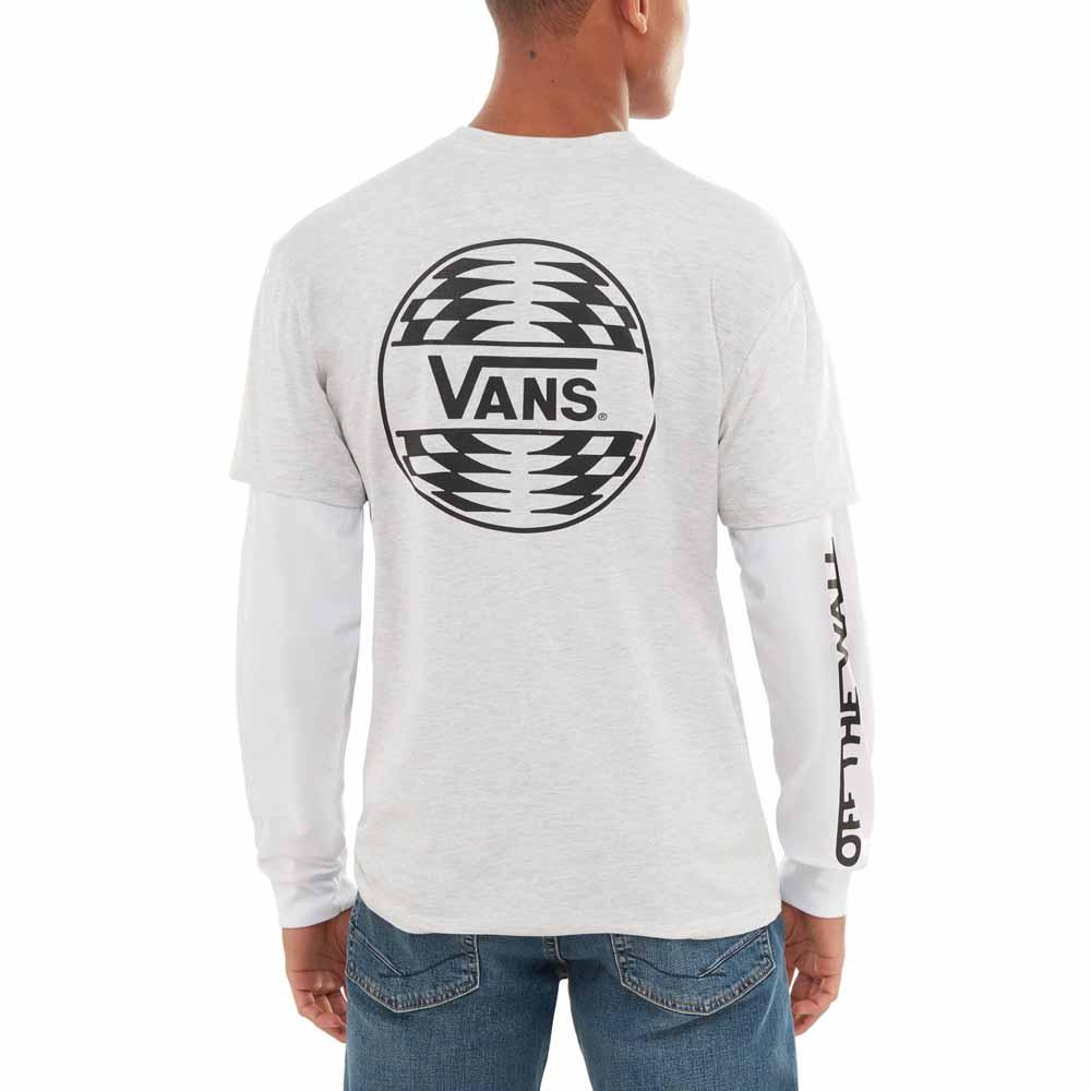 T-shirts Vans Factory Backed Two Fer