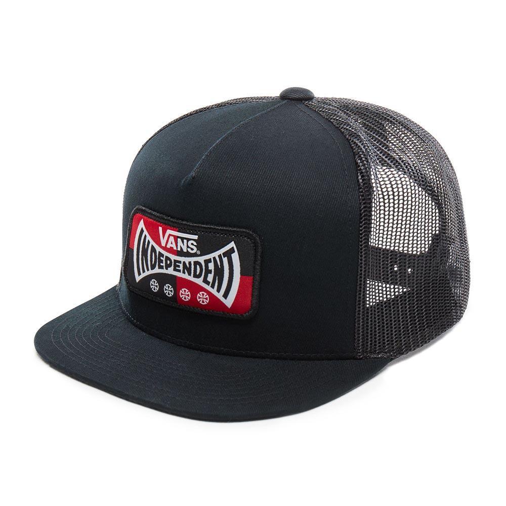 Vans Gorra X Independent Snapback Negro, Dressinn