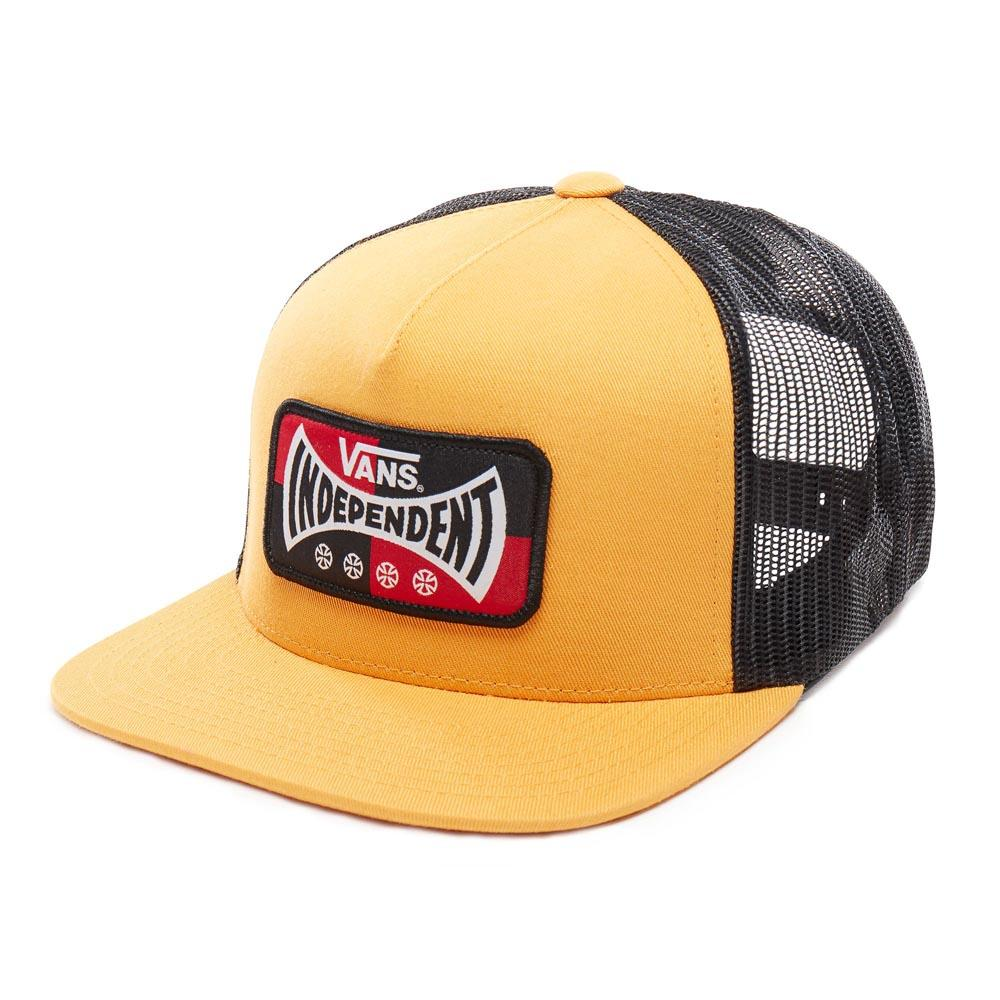 Vans X Independent Snapback Yellow buy and offers on Dressinn d025c5f99fb