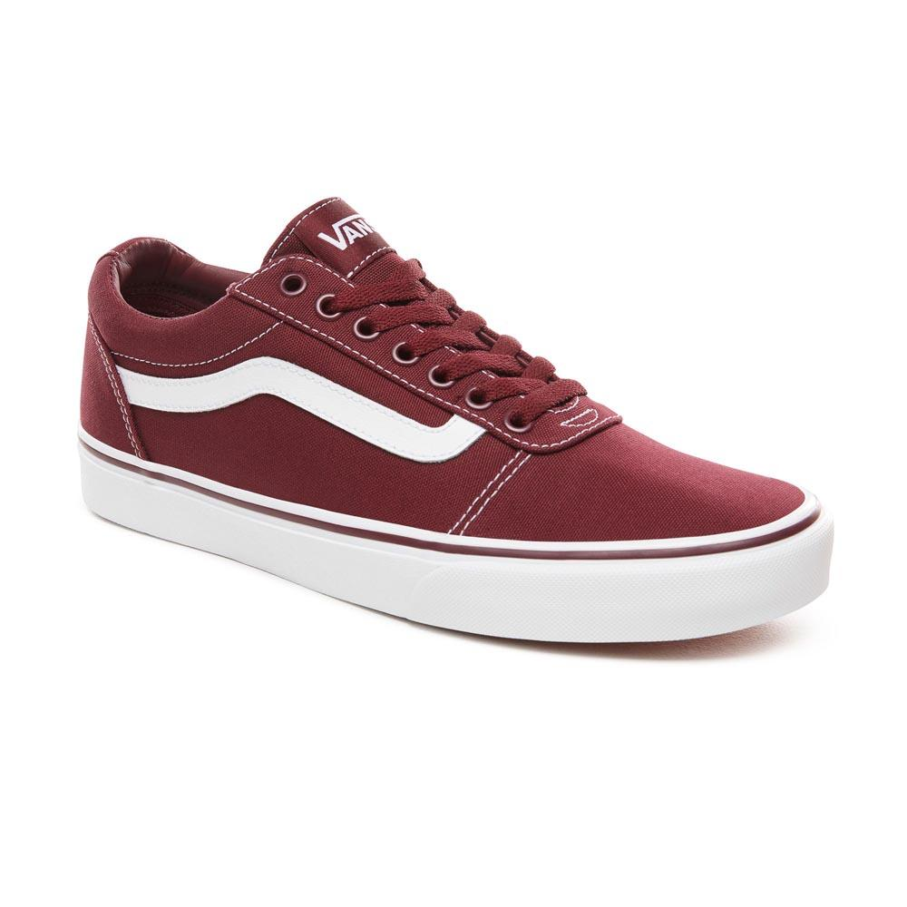 Vans Ward Red buy and offers on Dressinn
