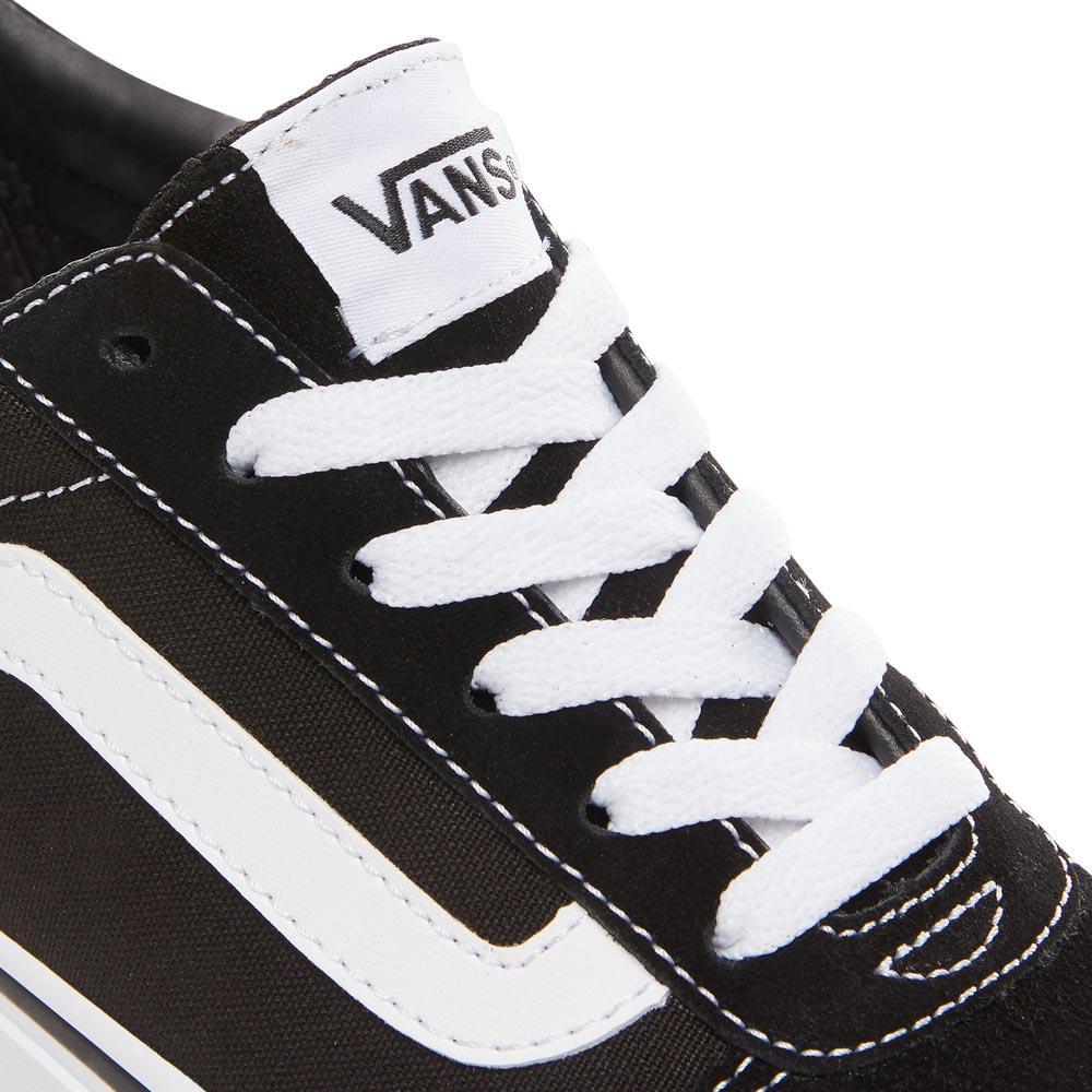 cbbc11eeb240 Vans Ward Black buy and offers on Dressinn