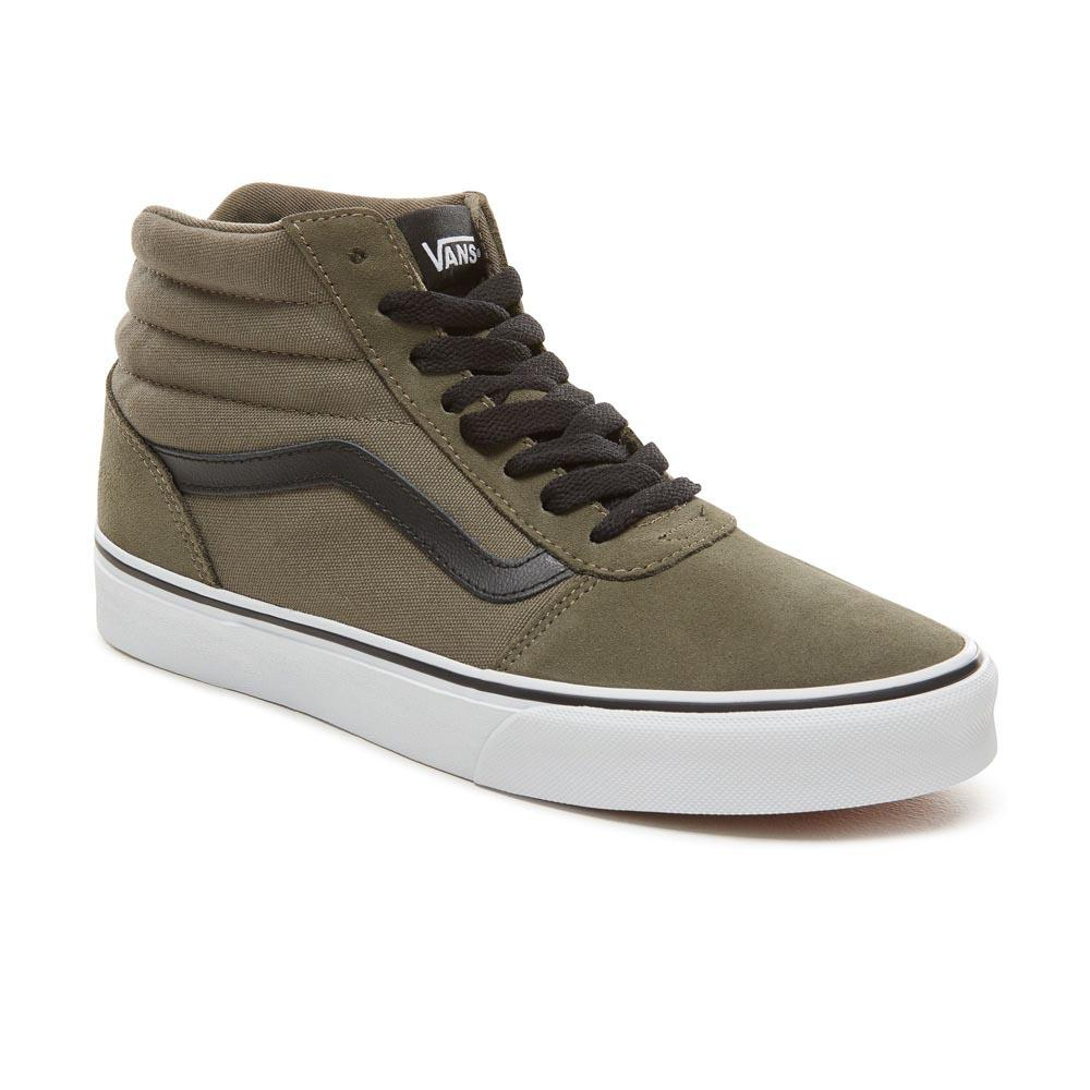Vans Ward Hi Green buy and offers on