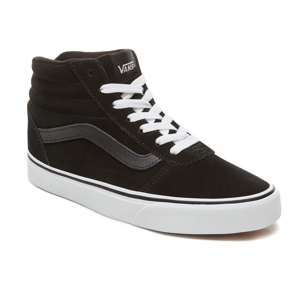 2ba08e21e85 Vans Ward Hi Black buy and offers on Dressinn