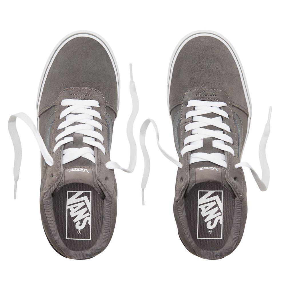 7ff6661aa94 Vans Ward Hi Grey buy and offers on Dressinn