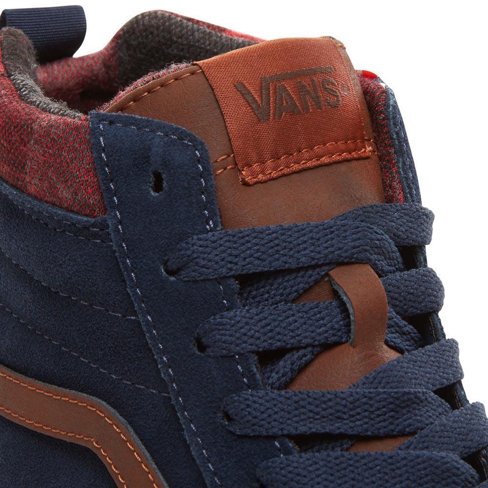 Vans Ward Hi MTE Bleu acheter et offres sur Dressinn