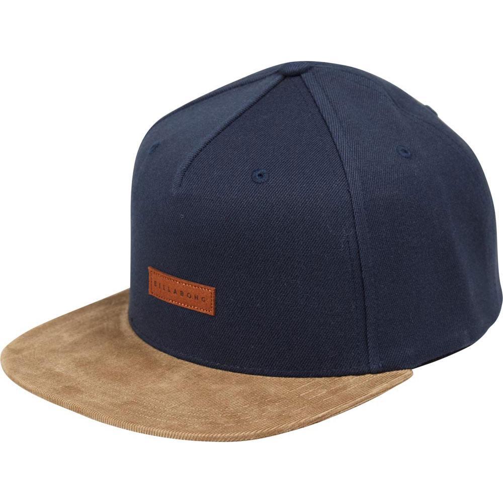 Billabong Oxford Snapback Navy buy and offers on Dressinn 793760345c94