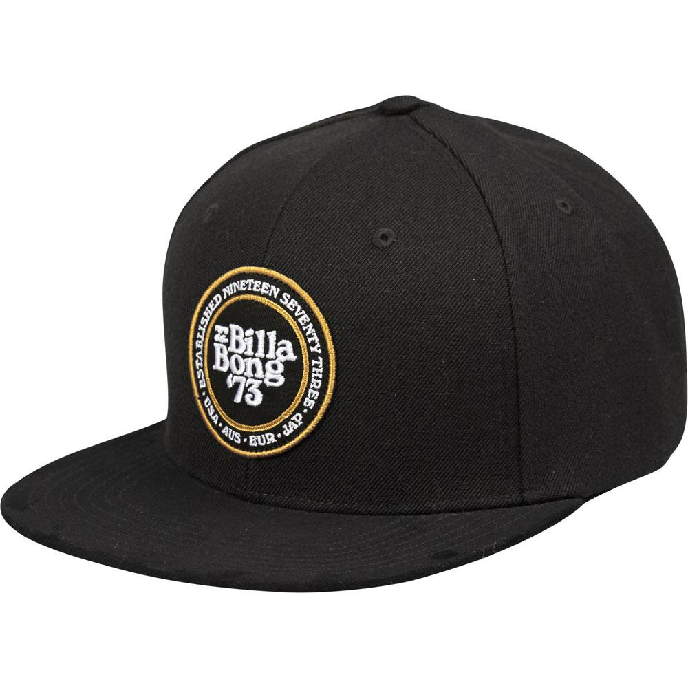 Billabong Sama Snapback Black buy and offers on Dressinn 630c9b707978