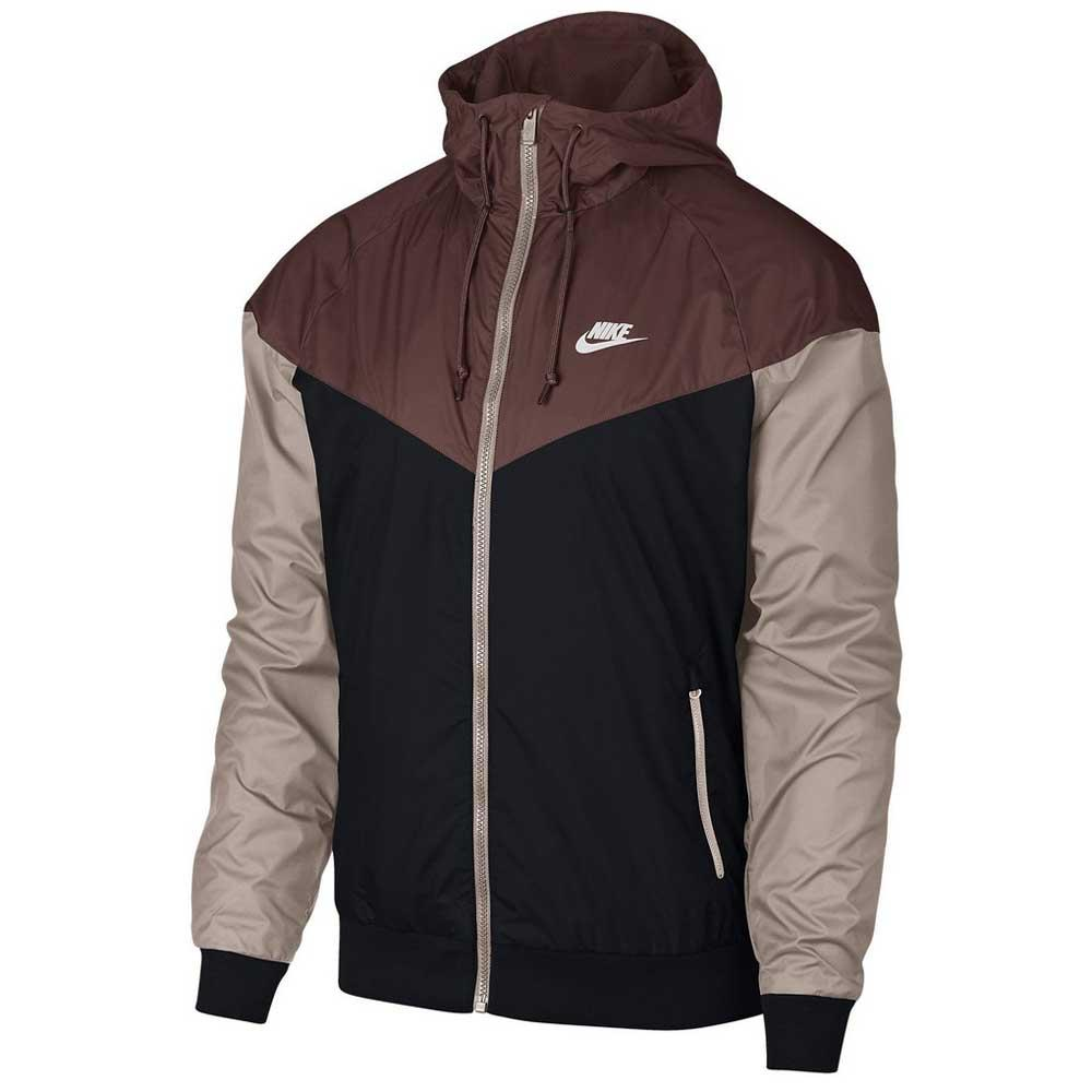 4e87e56e0af6 Nike Sportswear Windrunner Brown buy and offers on Dressinn