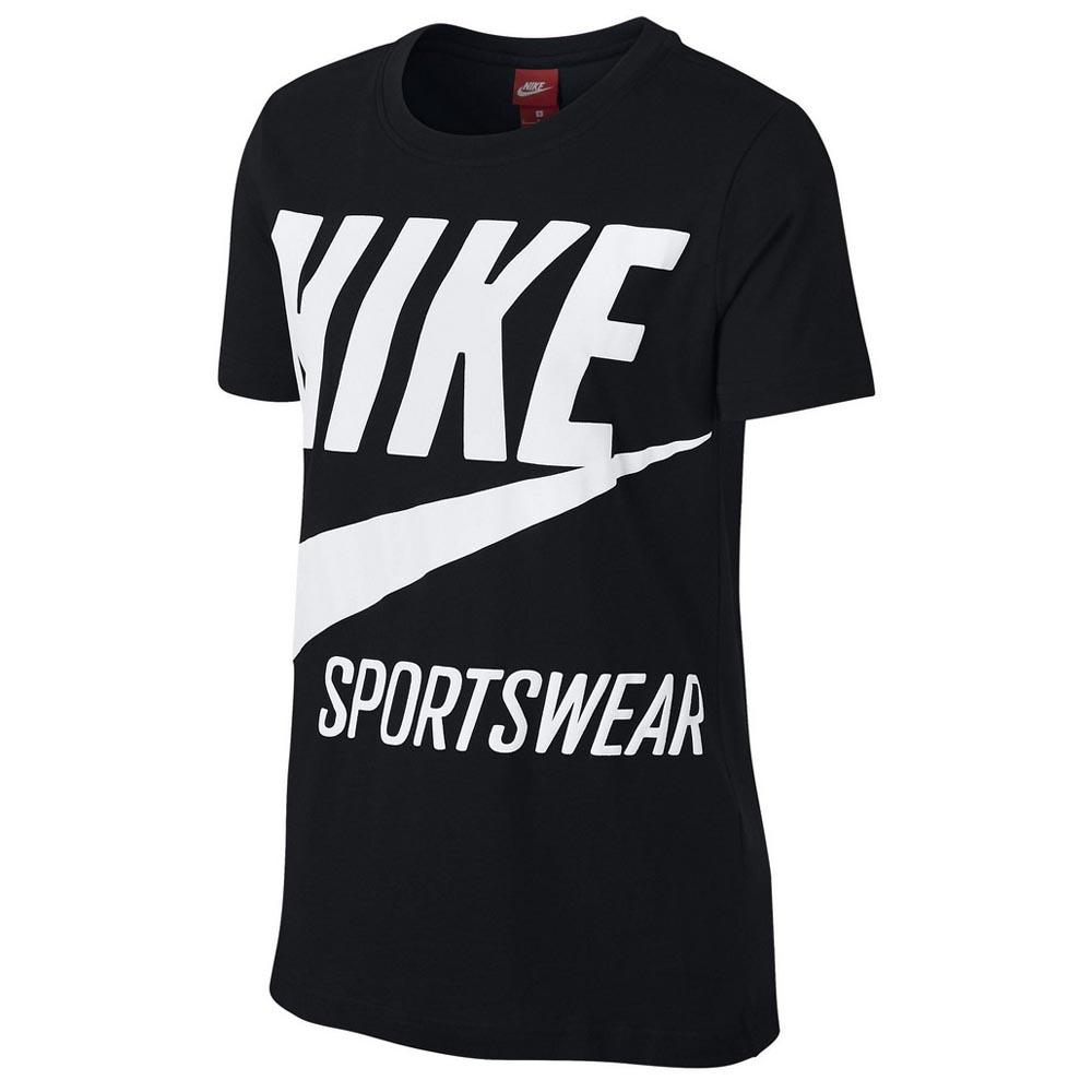 the best attitude 4d7a1 14bfa Nike Sportswear BRS Black buy and offers on Dressinn