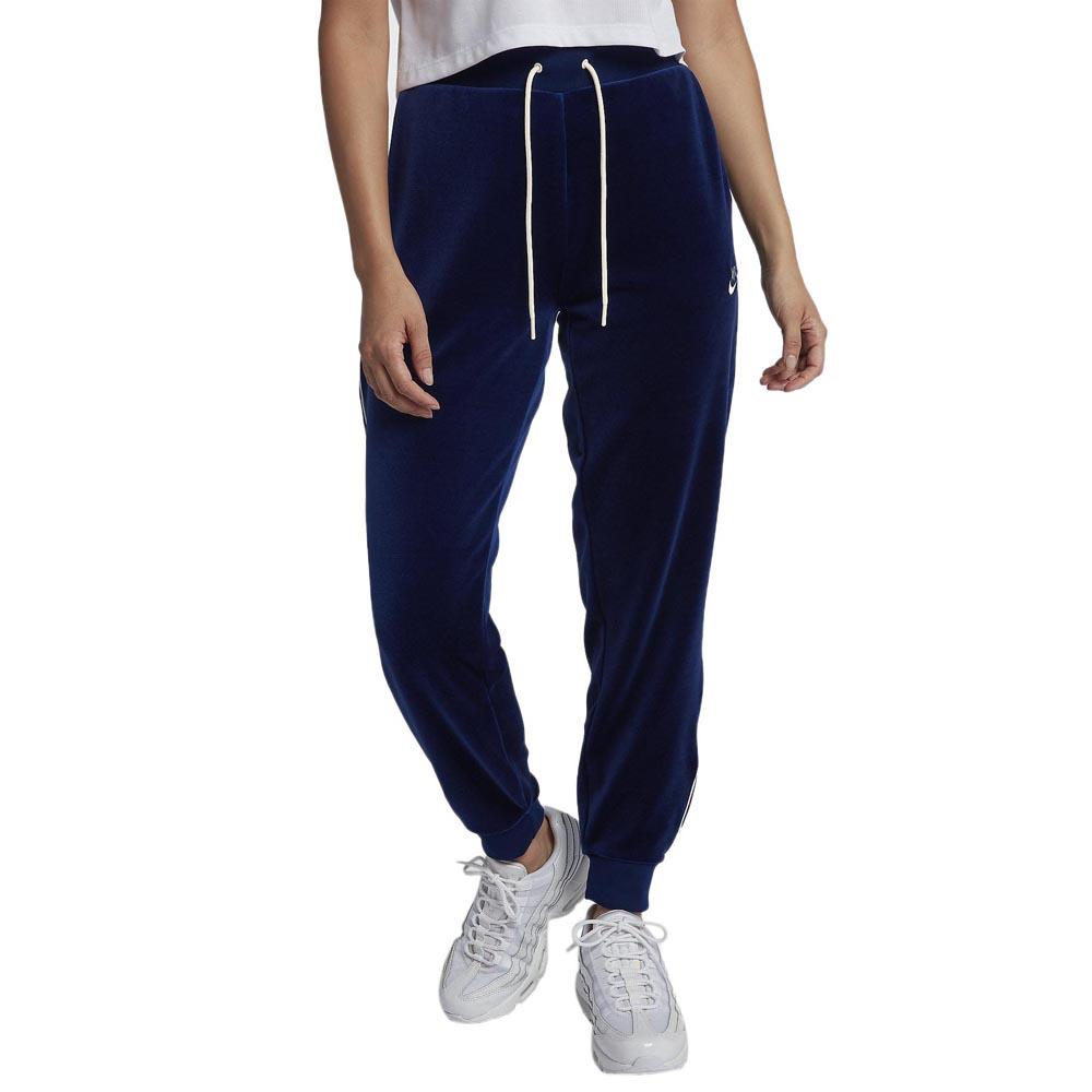 7e9781212eca Nike Sportswear Velour Blue buy and offers on Dressinn