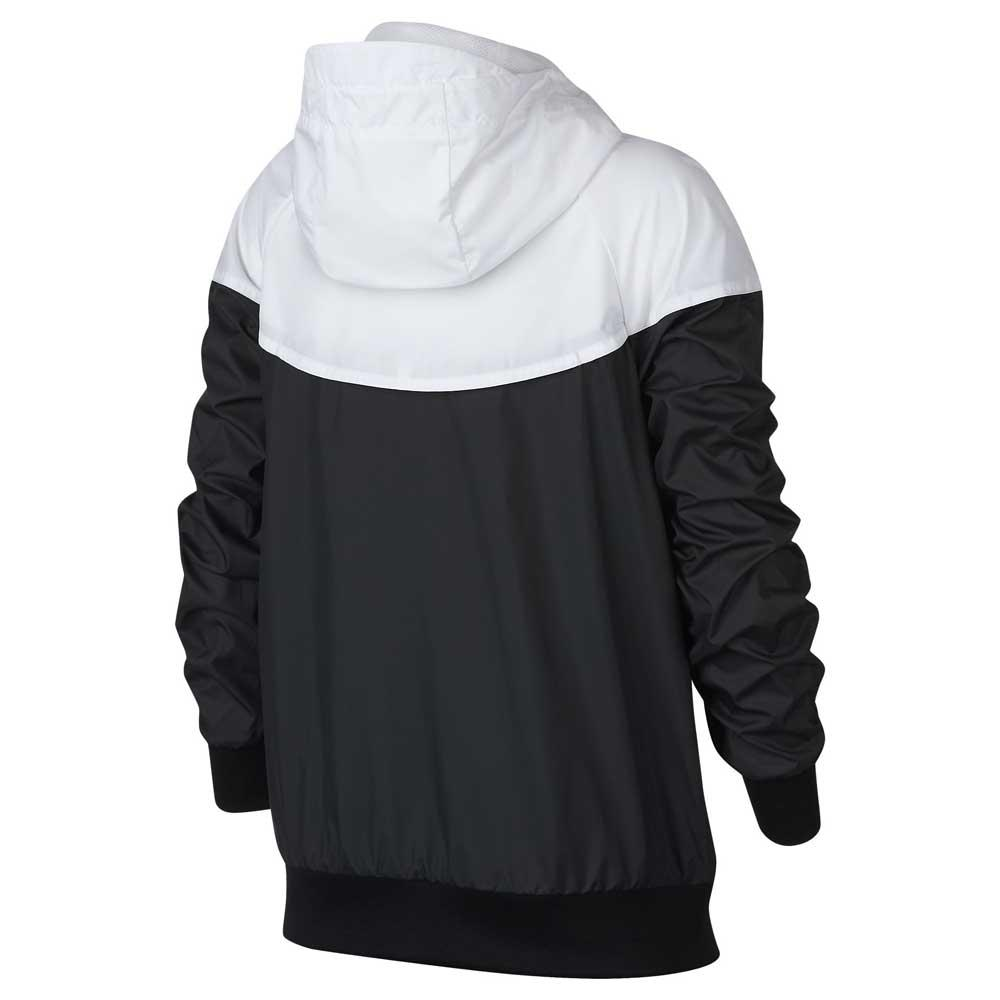 separation shoes e1f40 675cc Nike Sportswear Windrunner GFX White buy and offers on Dress
