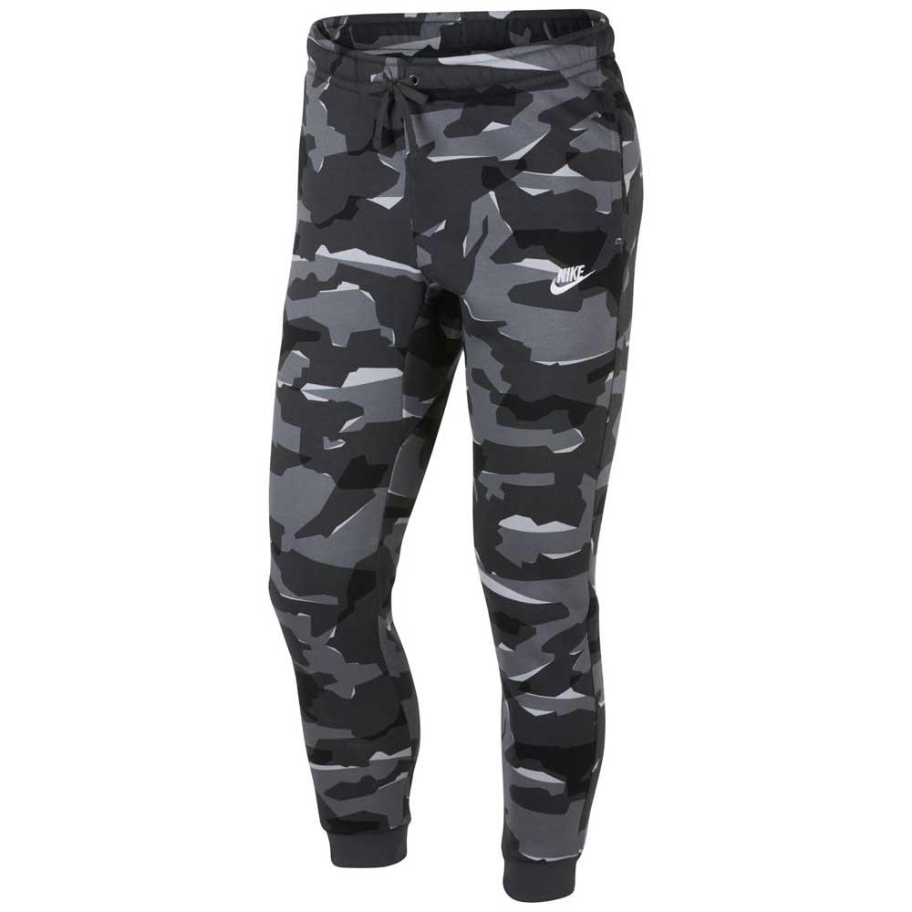 Nike Sportswear Club Camo Jogger Grey buy and offers on Dressinn