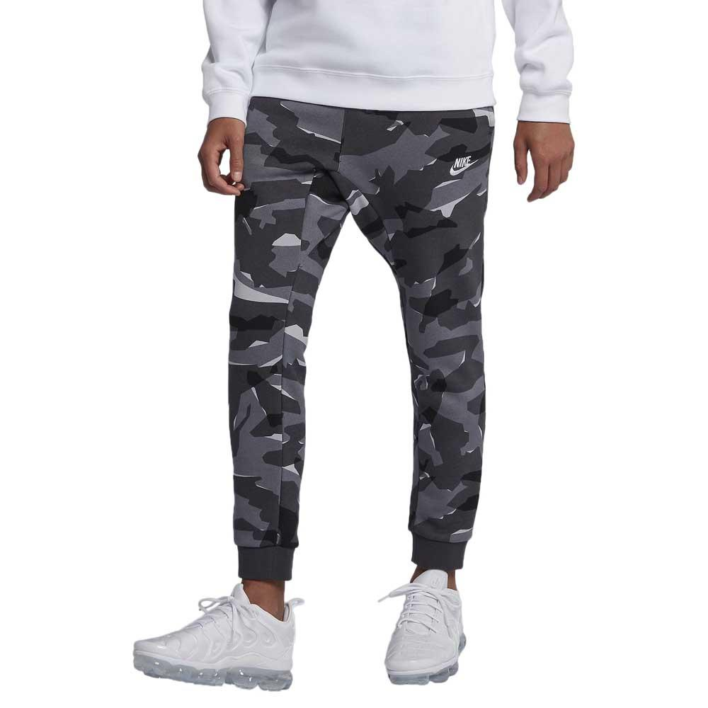 Nike Sportswear Club Camo Jogger Pants Tall Grey, Dressinn