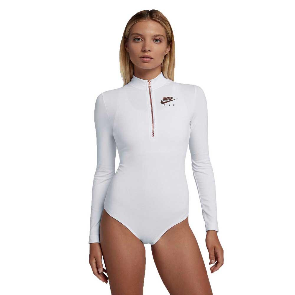 Nike Sportswear Air Bodysuit Biały kup i oferty, Dressinn Body