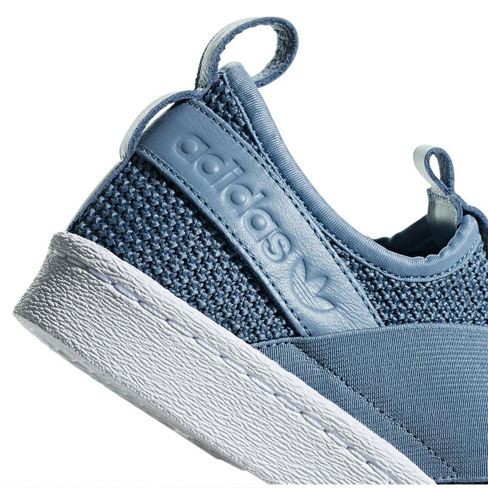 adidas originals Superstar Slip On Azul, Dressinn Sneakers