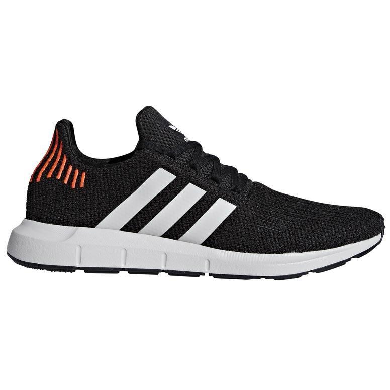 056ca377095 adidas originals Swift Run - Black buy and offers on Dressinn