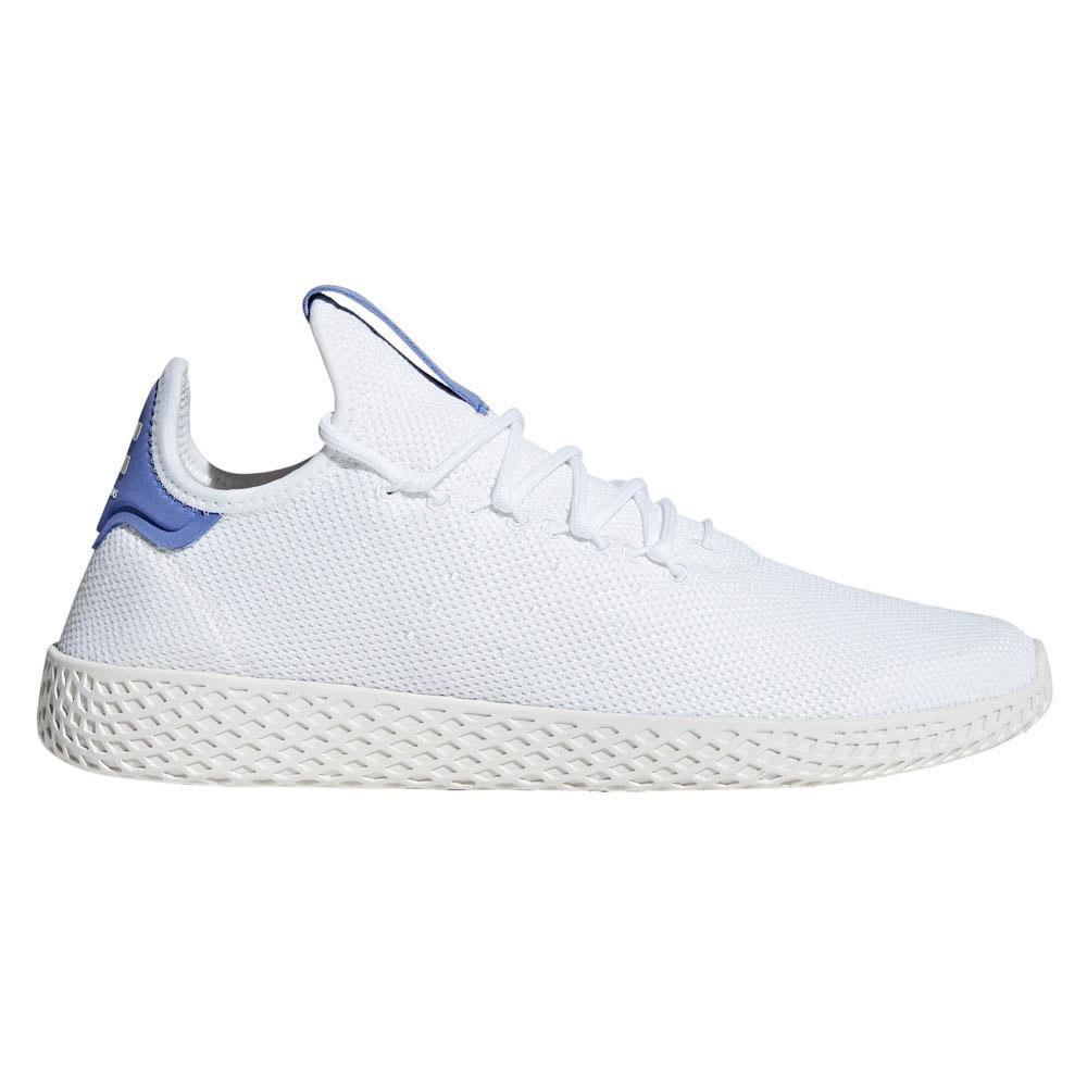 5d2529d086411 adidas originals Pharrell Williams Tennis HU White