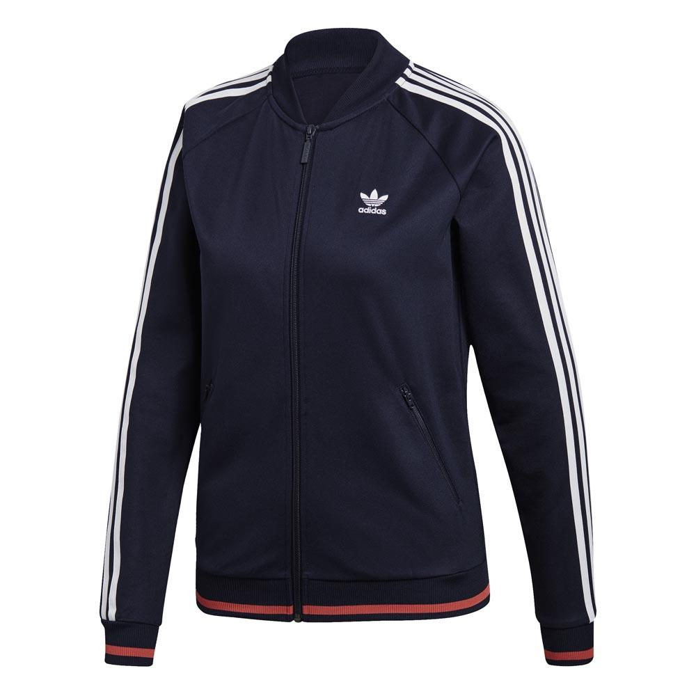 adidas originals Active Icons SST Track Azul, Dressinn Casacos