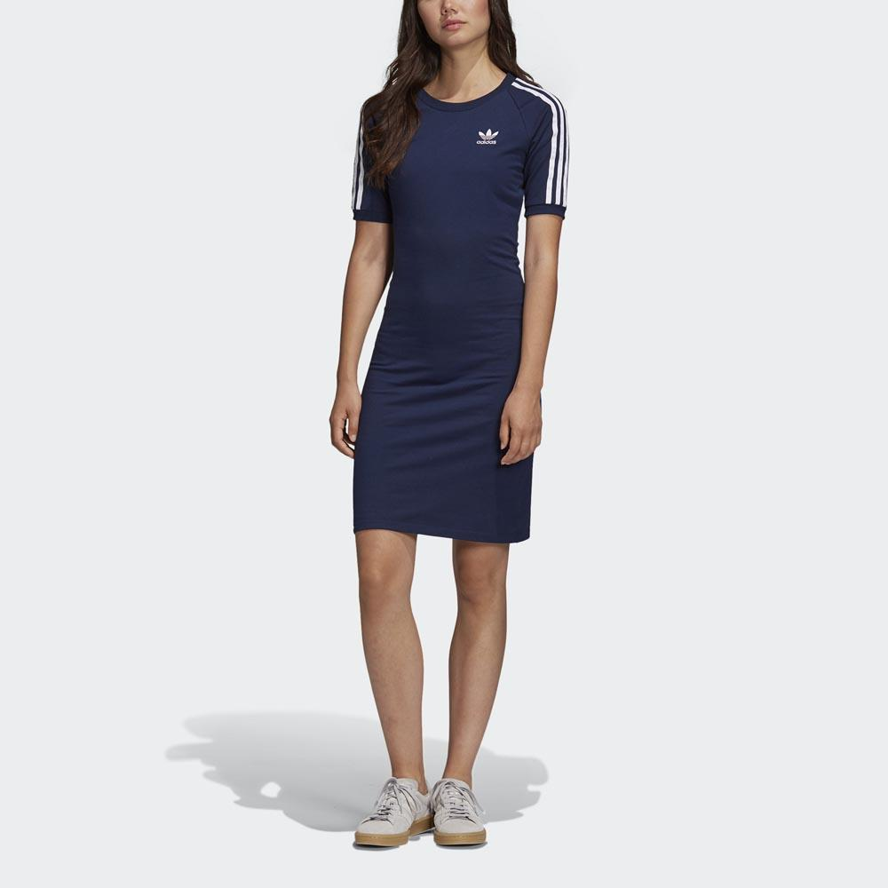 adidas Originals Adicolor 3 Stripe Dress