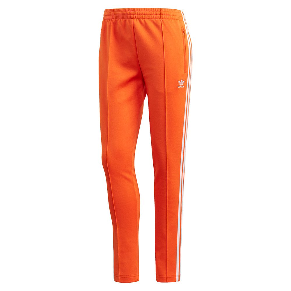 adidas originals SST Track Orange buy and offers on Dressinn