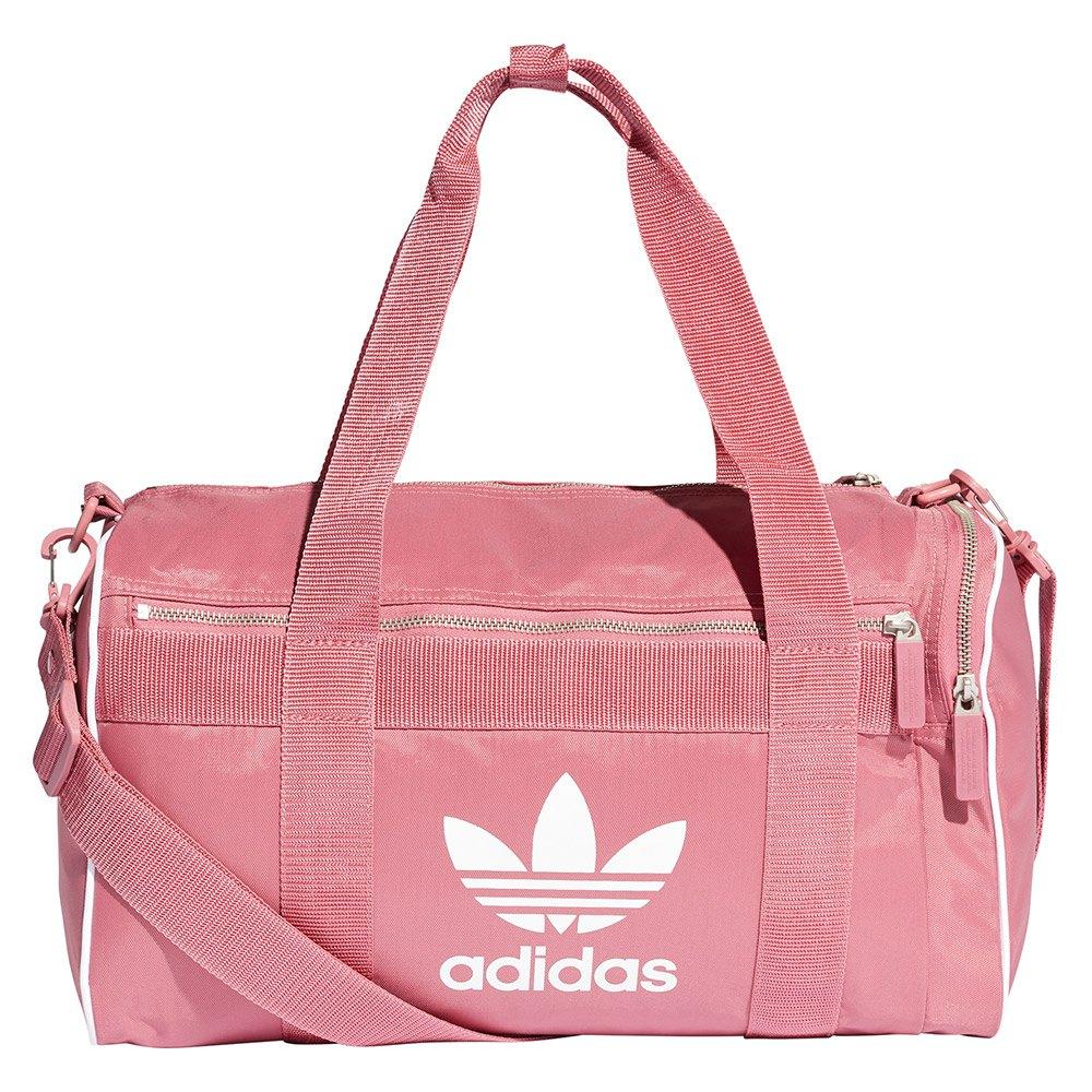 e641f51dd3ef6 adidas originals Duffel Bag Medium 16L Różowy