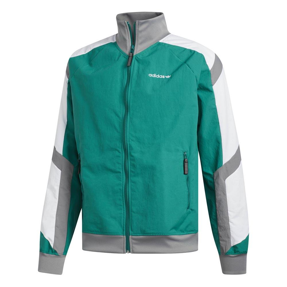 discount 50% off on feet at adidas originals Eqt Windbreaker Green, Dressinn