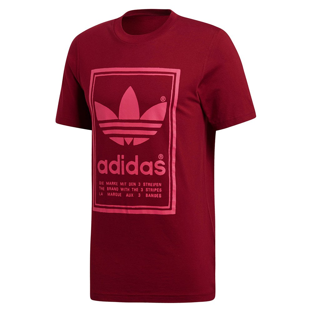 83b404962 adidas originals Vintage Red buy and offers on Dressinn
