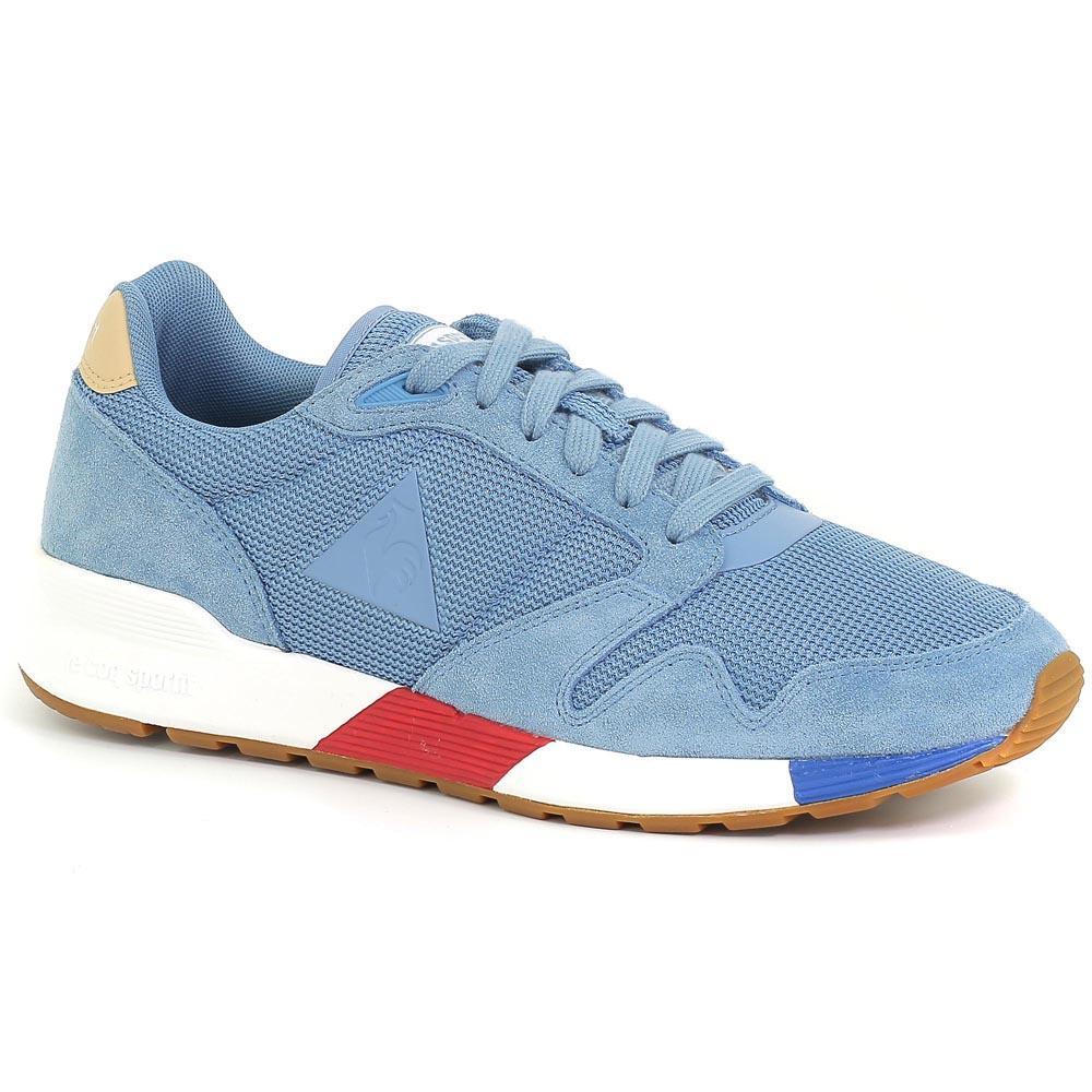 sports shoes b7397 5440b Le coq sportif Omega X Sport Blue buy and offers on Dressinn