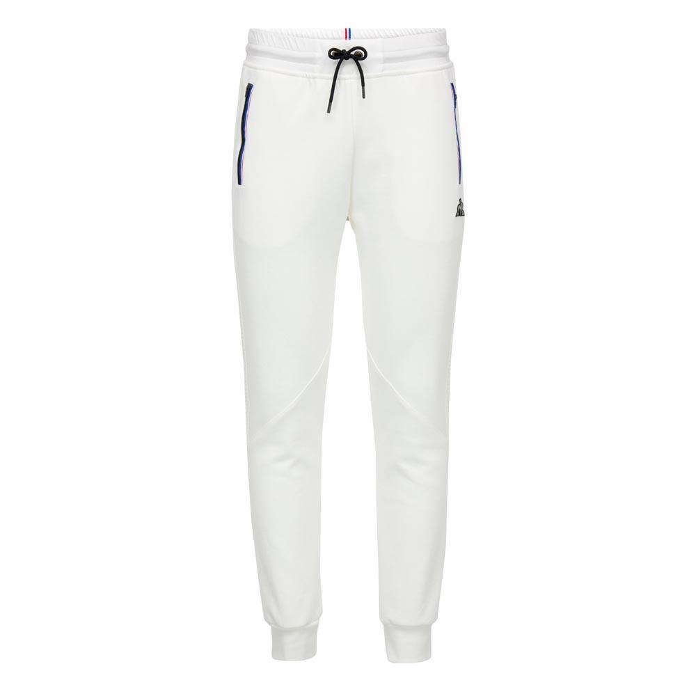 178cdb3a71c Le coq sportif Tech Pants Tapered N3 White, Dressinn