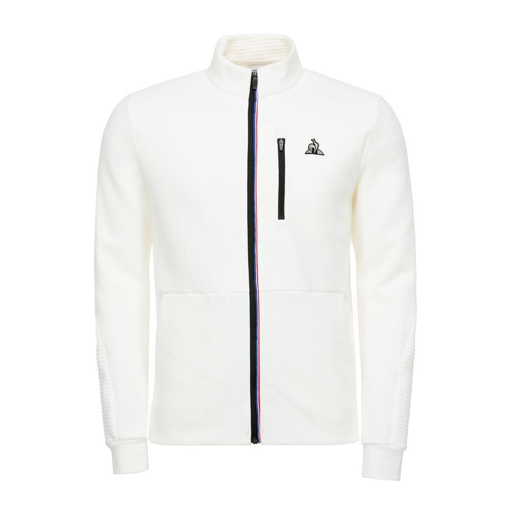 Le coq sportif Tech FZ Sweat N4 White buy