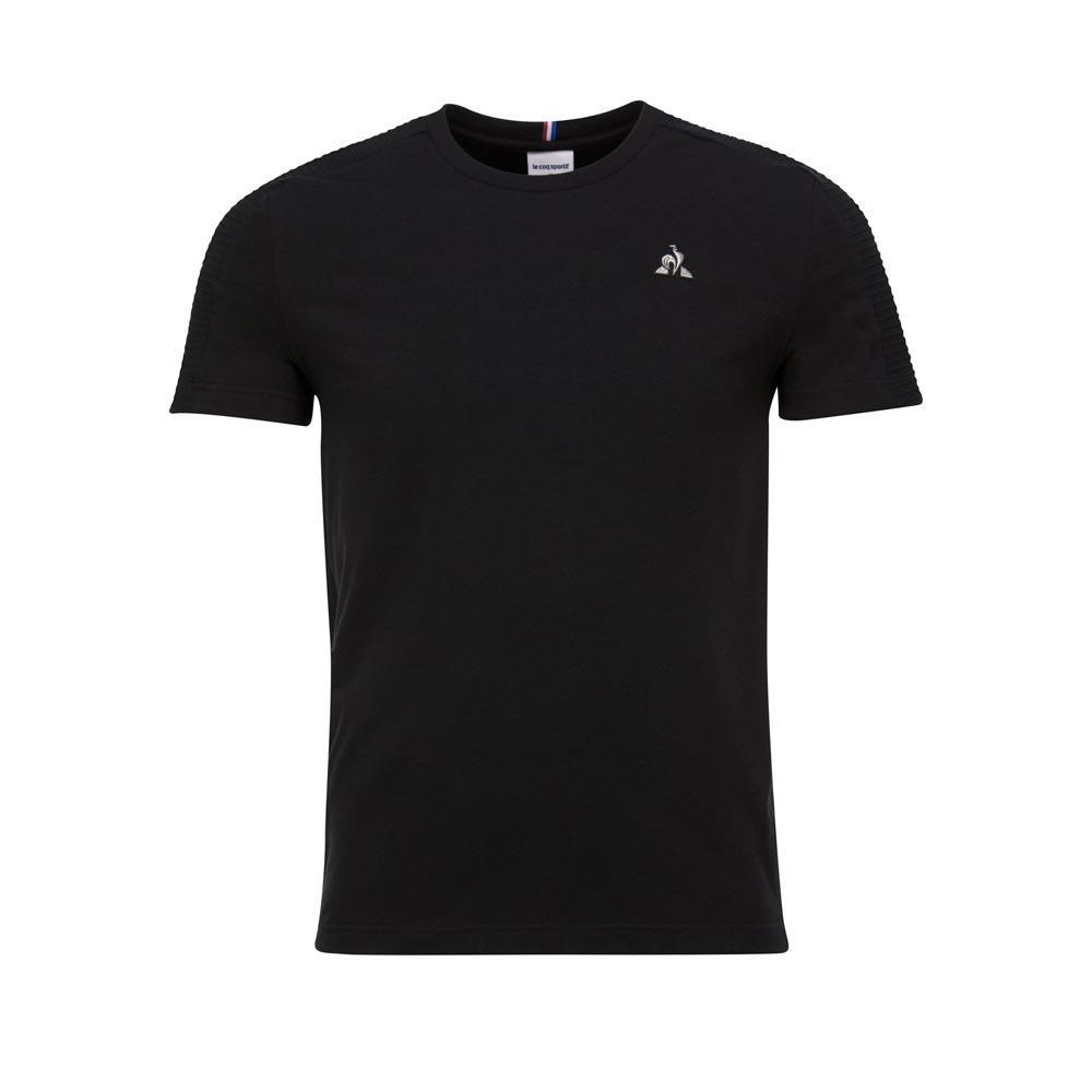 fdb11393877 Le coq sportif Tech S/S N4 Black buy and offers on Dressinn