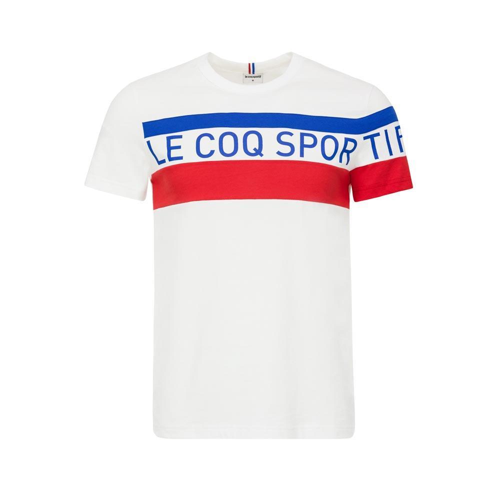 a018e5b582 Le coq sportif Tri S/S N5 White buy and offers on Dressinn