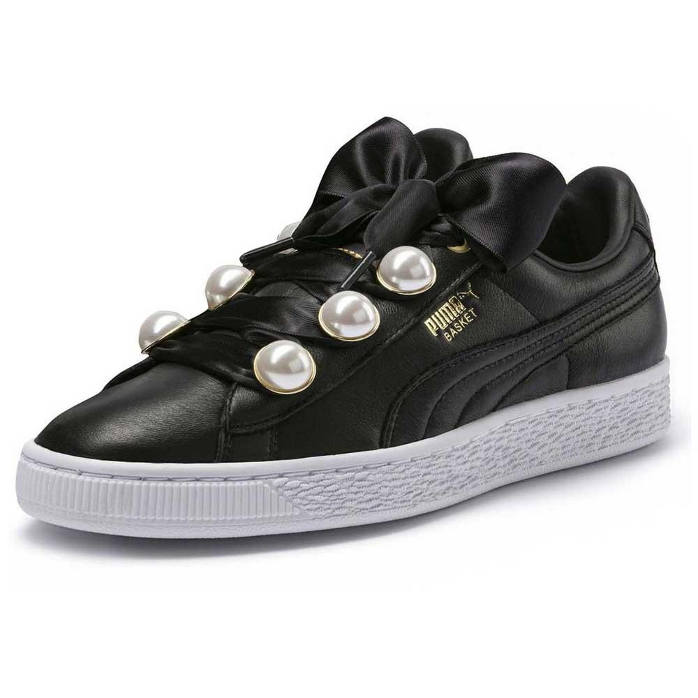 aa5d92346ccfd6 Puma select Basket Bling Black buy and offers on Dressinn