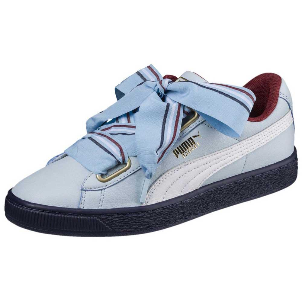 New School Puma Select Basket Heart rthQds