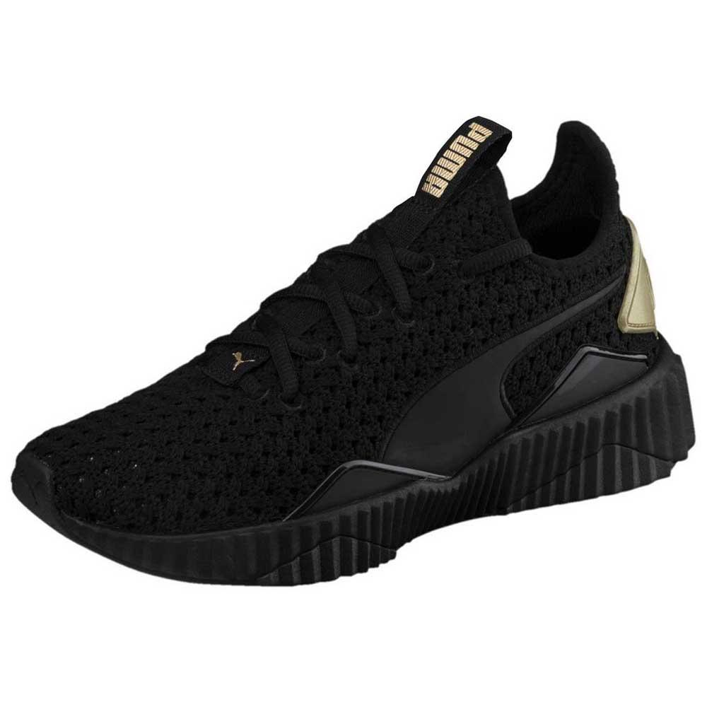 da068299a71 Puma select Defy Varsity Black buy and offers on Dressinn