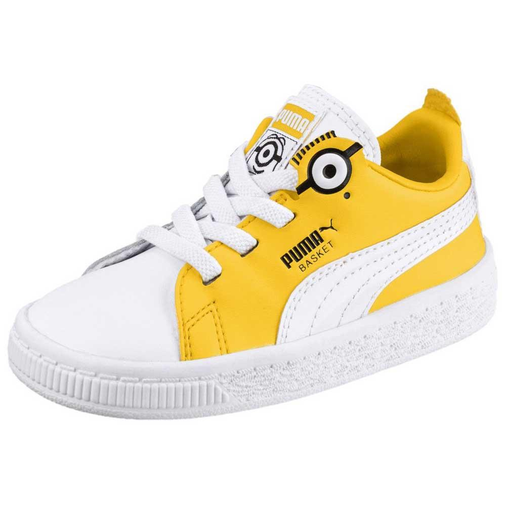 Infant Puma Basket Ac Bs Select Minions XPuOkZiwTl