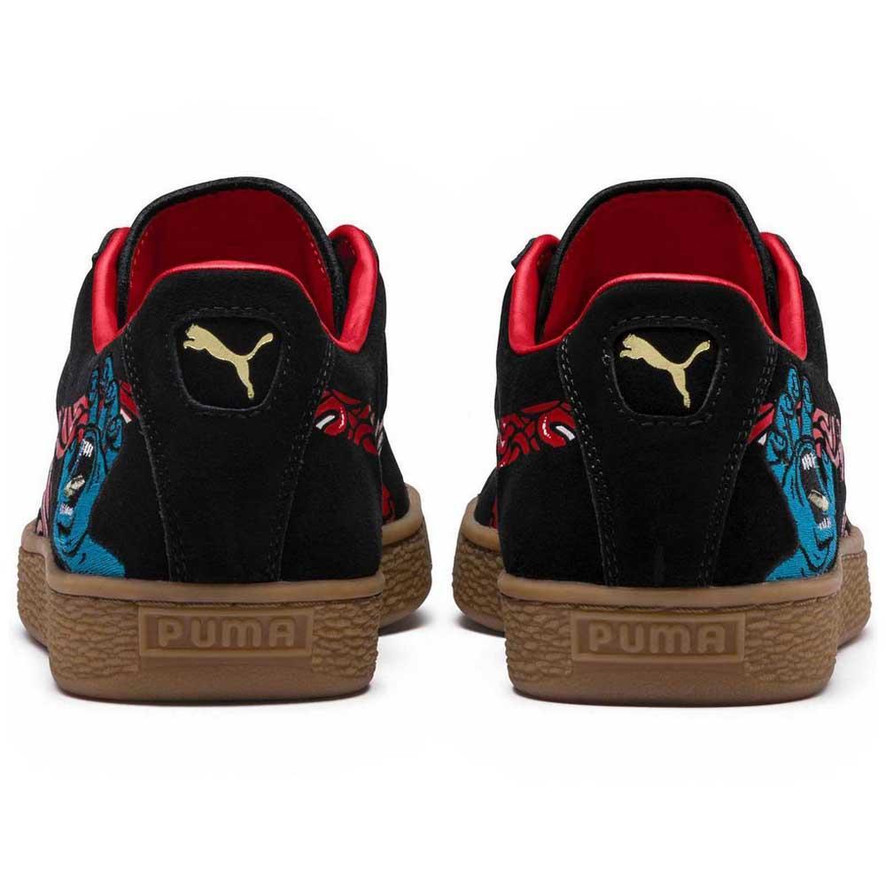 Puma select Suede Classic X Santa Cruz , Dressinn Sneakers