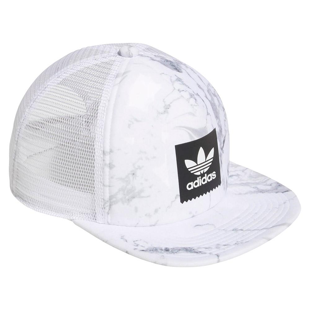 10e09c583dfde adidas originals Trucker Marble White buy and offers on Dressinn