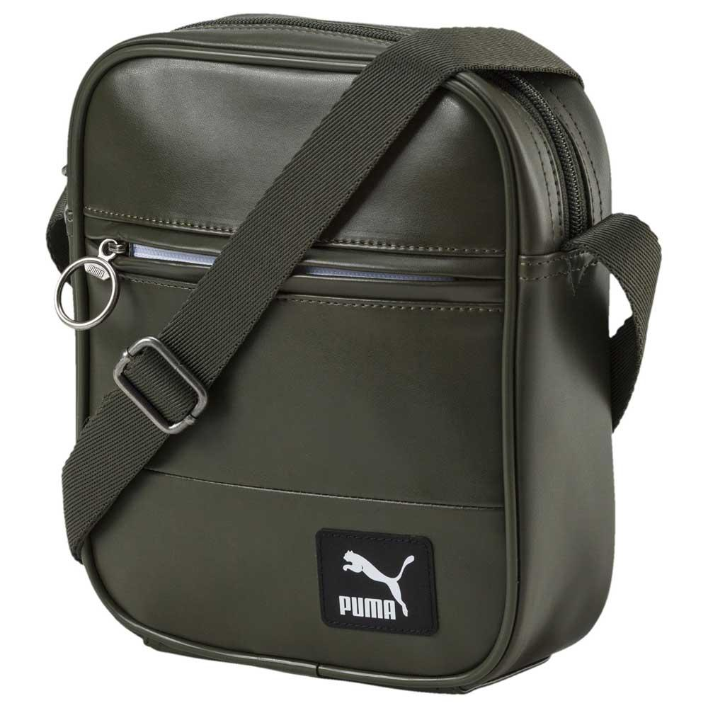 e05df3e6b796 Puma Originals Portable Green buy and offers on Dressinn