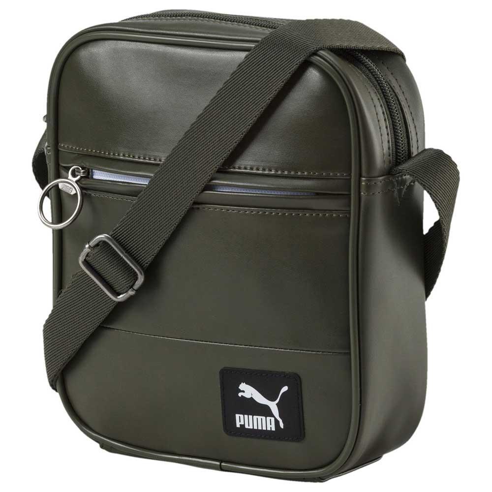 1663eed7828c Puma Originals Portable Green buy and offers on Dressinn