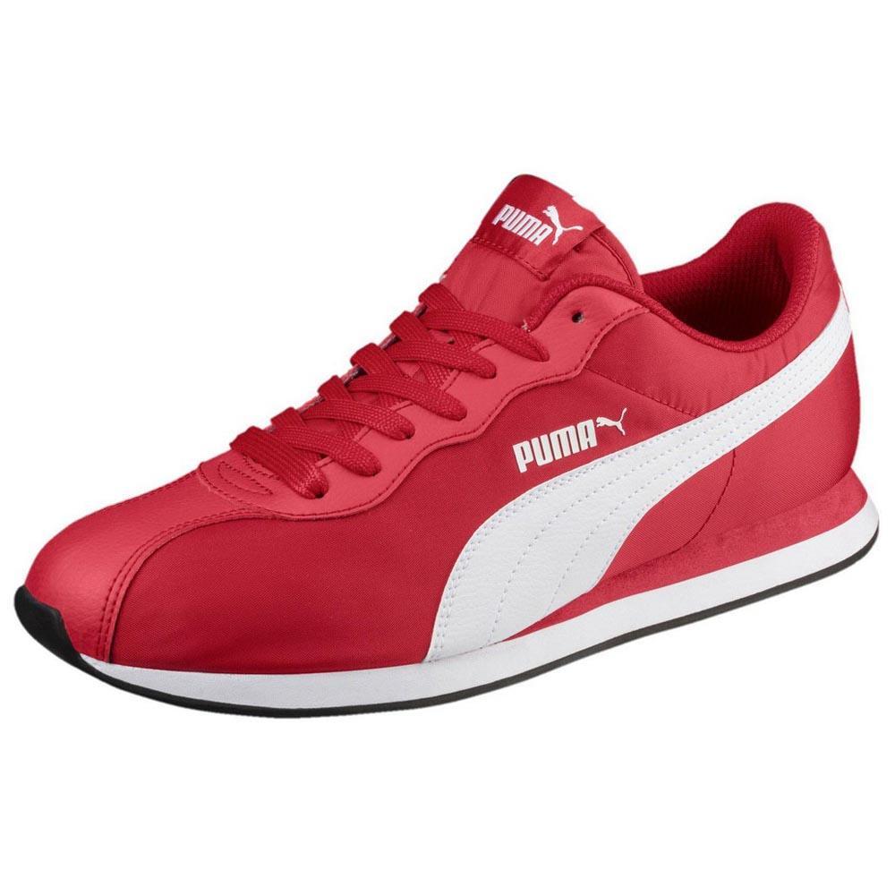 18ba3f29d6df Puma Turin II NL Red buy and offers on Dressinn