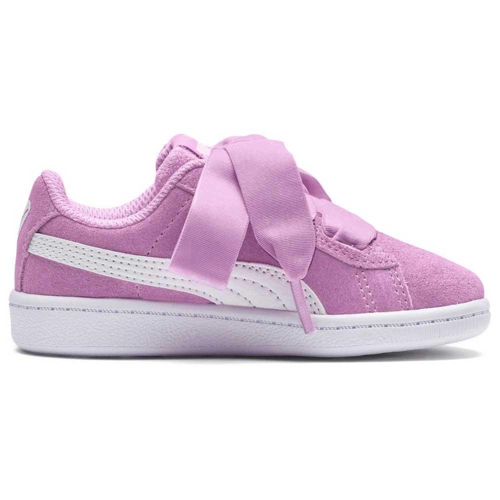 Puma Vikky Ribbon AC Infant Pink buy and offers on Dressinn 37f7a5712